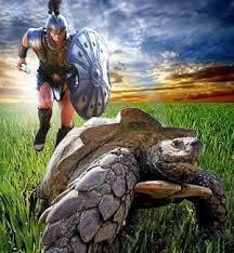 aşil ve kaplumbağa