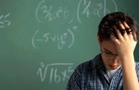 Matematikten korkan çocuk
